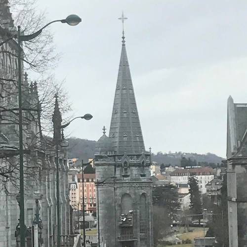 Pèlerinage Lourdes 2017